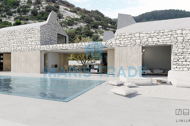 Land, 1442 m2, For Sale, Cres