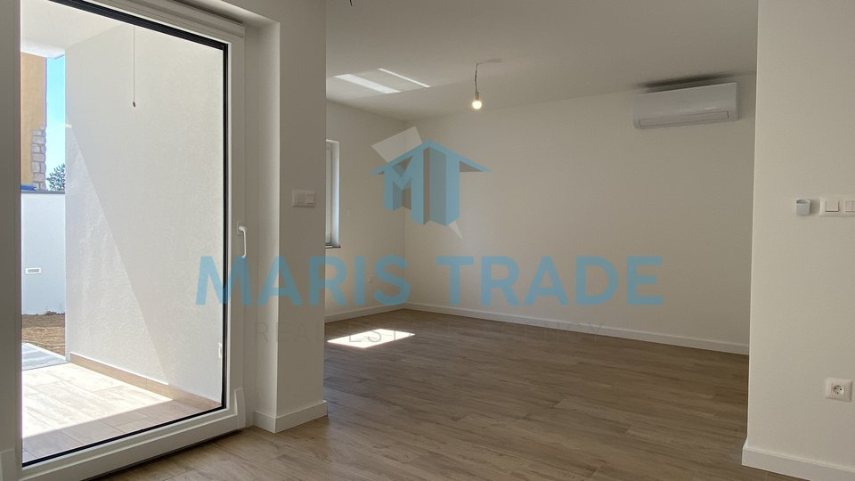 Apartment in a new building, 76m2