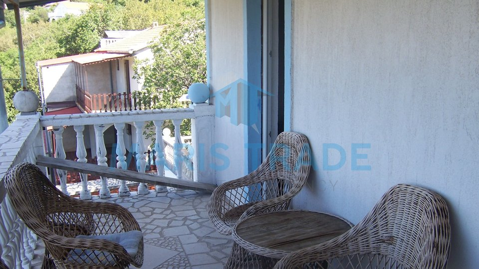 Apartment with 4 bedrooms, panoramic sea view