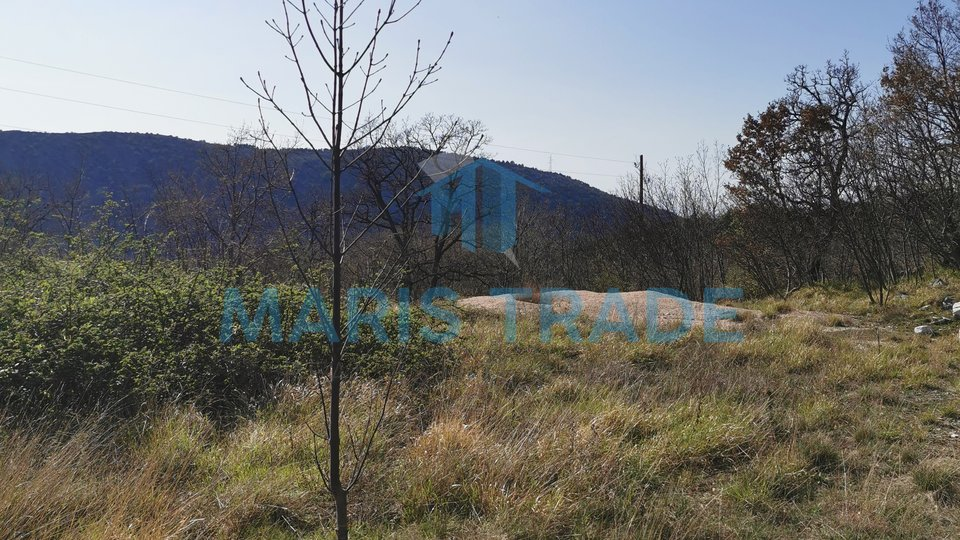 Building land in Bribir 1191m2