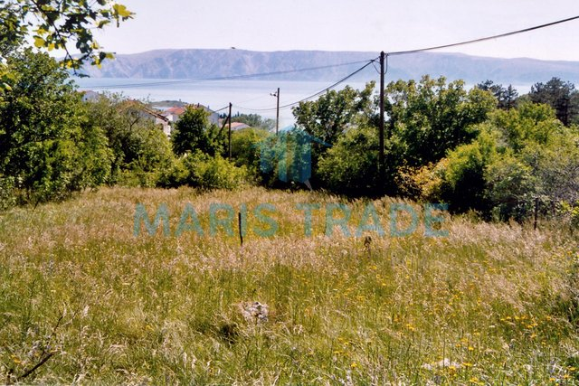 Land, 856 m2, For Sale, Novi Vinodolski - Klenovica